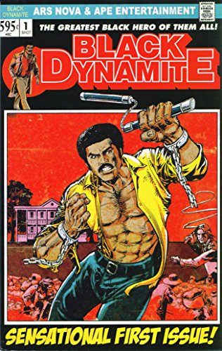 9781936340316: Black Dynamite: Slave Island GN