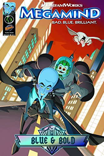 9781936340507: Megamind Digest Vol 2: Blue and Bold