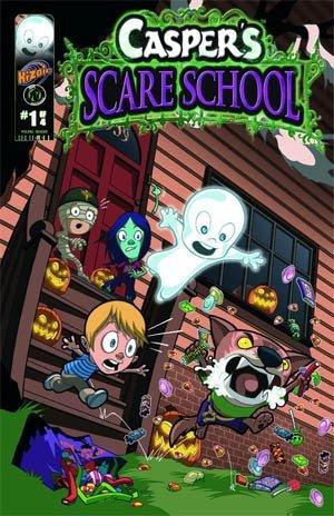 9781936340903: Caspers Scare School #1