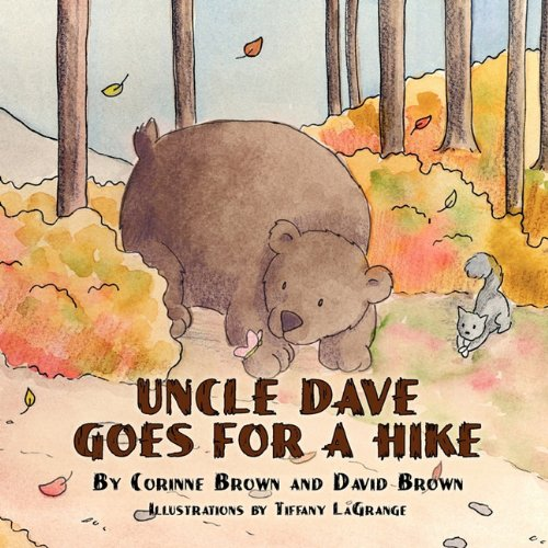 9781936343393: Uncle Dave Goes for a Hike