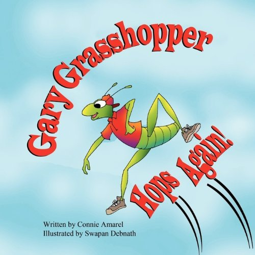 9781936352227: Gary Grasshopper Hops Again!