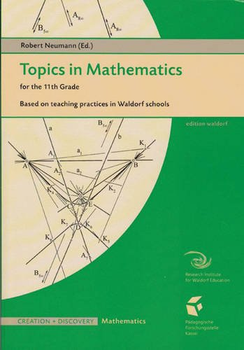 Topics in Mathematics for the Eleventh Grade: Baum, Peter, Gorg,