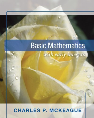 9781936368273: Basic Mathematics with Early Integers