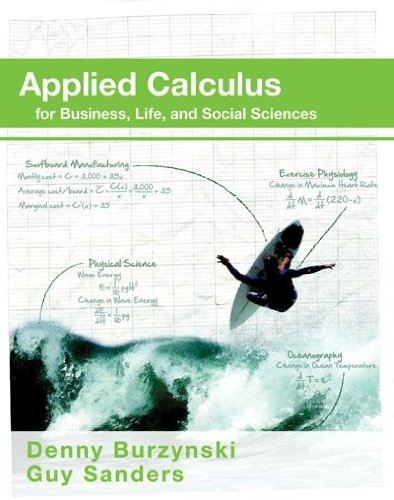 9781936368334: APPLIED CALCULUS-W/ACCESS