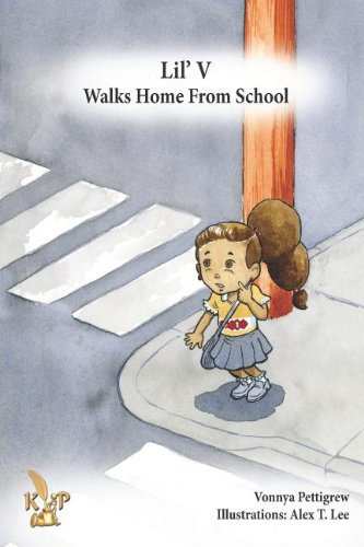 9781936372850: Lil' V Walks Home from School