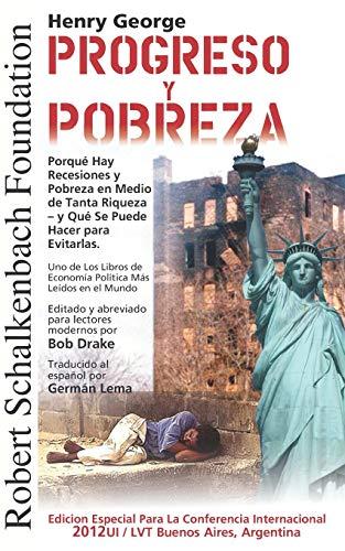 9781936375011: Progreso Y Pobreza