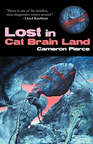 9781936383047: Lost in Cat Brain Land