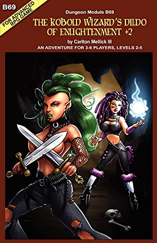 9781936383054: The Kobold Wizard's Dildo of Enlightenment +2 (an Adventure for 3-6 Players, Levels 2-5