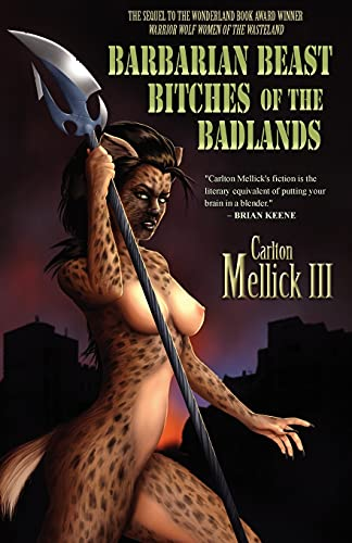 9781936383658: Barbarian Beast Bitches of the Badlands