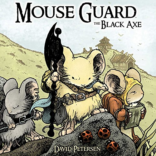 9781936393060: Mouse Guard Volume 3: The Black Axe