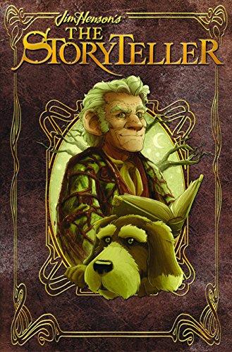 Jim Henson's The Storyteller HC: Eliopoulos, Chris, Francavilla,
