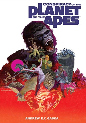 9781936393367: Conspiracy of the Planet of the Apes