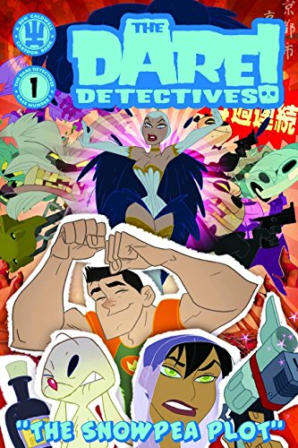 9781936393411: The Dare Detectives! Volume 1: The Snow Pea Plot