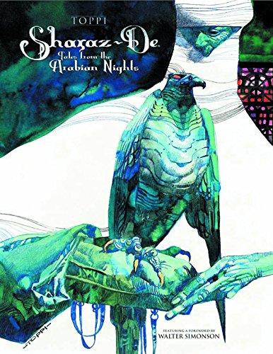 9781936393480: Sharaz-de: Tales from the Arabian Nights