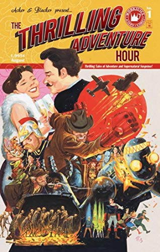 9781936393961: The Thrilling Adventure Hour