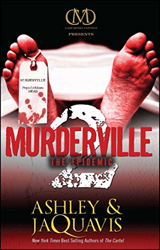 Murderville 2: The Epidemic (Paperback): Ashley