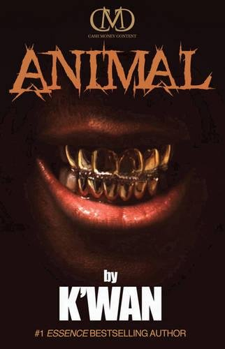 Animal (9781936399574) by K'wan