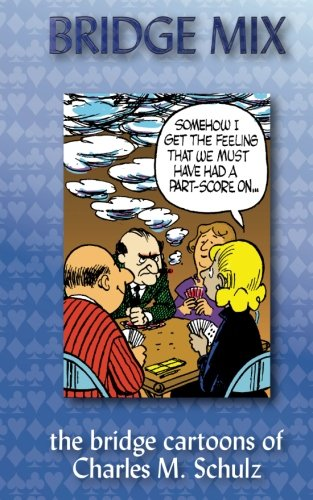 Bridge Mix: The Bridge Cartoons of Charles M. Schulz (Paperback)