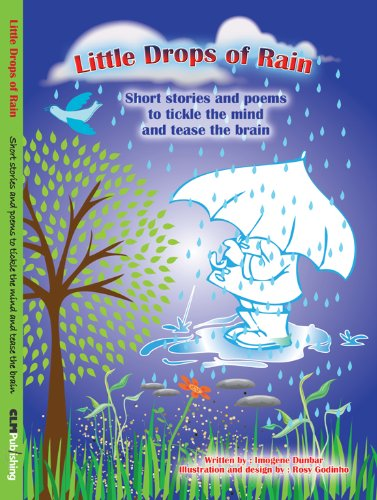 9781936417971: Little Drops of Rain - short stories and poems to tickle the mind and tease the brain