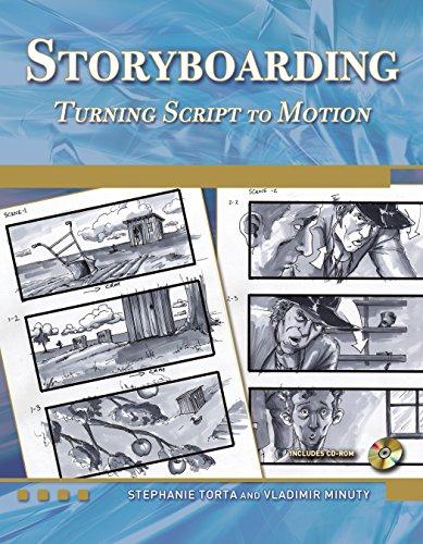 9781936420001: Storyboarding: Turning Script to Motion (Digital Filmmaker Series)