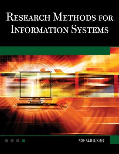 9781936420124: Research Methods for Information Systems