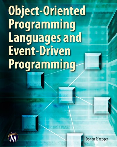 9781936420377: Object-Oriented Programming Languages and Event-Driven Programming