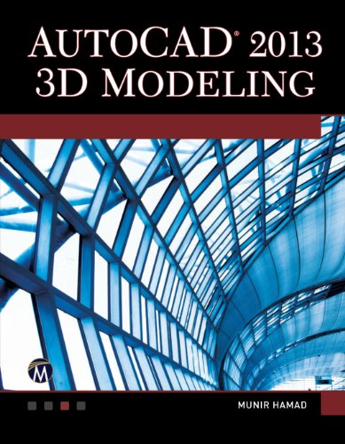 9781936420414: AutoCAD 2013 3D Modeling (License, Disclaimer of Liability, and Limited Warranty)