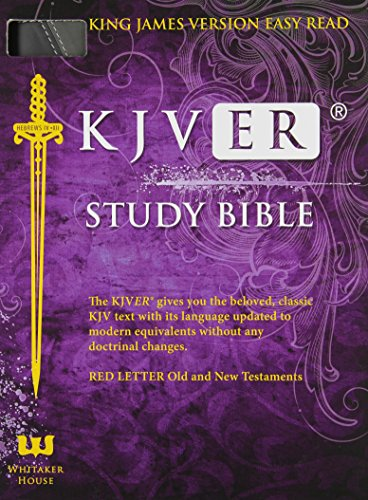 9781936428083: KJVER Sword Bible Word Of God Personal Size-Black/Gray DuoTone (Ord #770370)