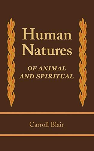 9781936430079: Human Natures