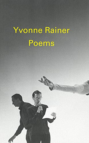 9781936440108: Poems by Yvonne Rainer