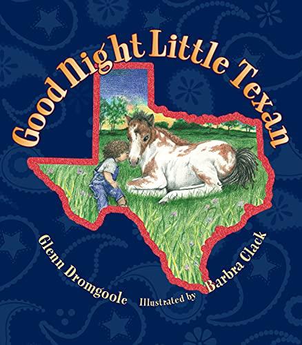 9781936474103: Good Night Little Texan