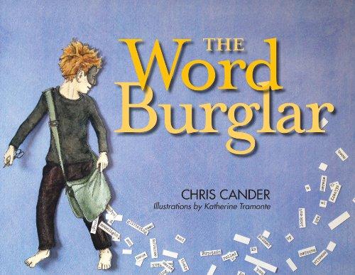 The Word Burglar: Cander, Chris