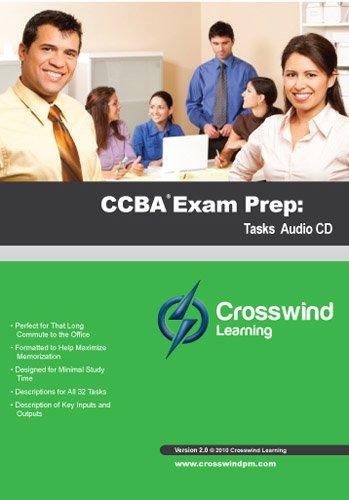 9781936483075: CCBA Exam Prep: Tasks Audio CD