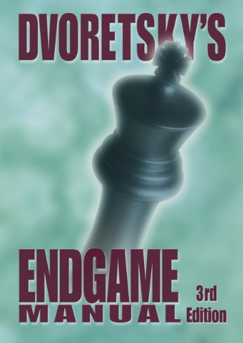Dvoretsky's Endgame Manual (1936490137) by Mark Dvoretsky