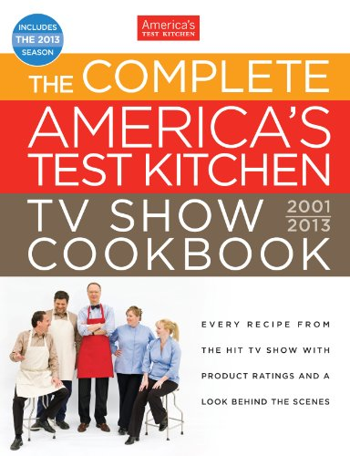 9781936493326: The Complete America's Test Kitchen TV Show Cookbook 2001-2013