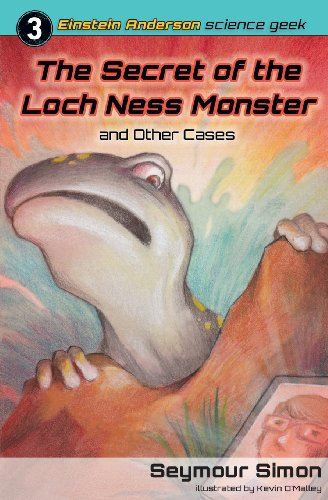 9781936503155: The Secret of the Loch Ness Monster & Other Cases