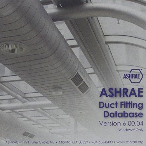 9781936504152: ASHRAE Duct Fitting Database CD Version 6.00.00