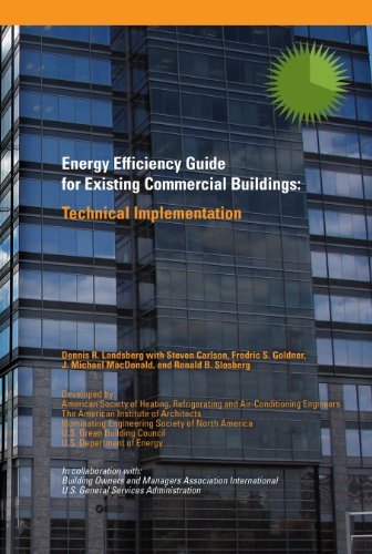 9781936504176: Energy Efficiency Guide for Existing Commercial Buildings: Technical Implementation