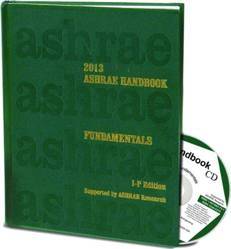 2013 ASHRAE Handbook -- Fundamentals