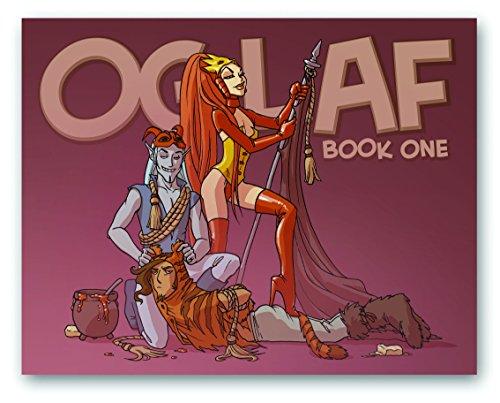 9781936561988: Oglaf Book One