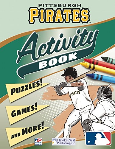 Pirates Activity Book: Connery-Boyd, Peg