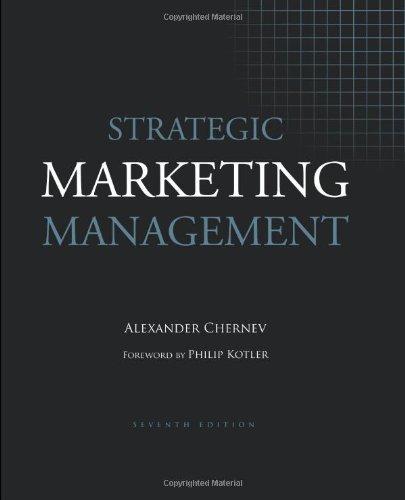 9781936572151: Strategic Marketing Management