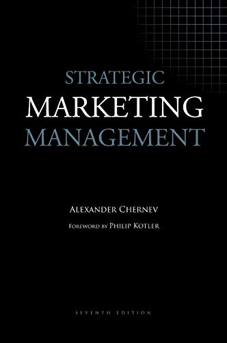 9781936572168: Strategic Marketing Management