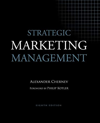 9781936572199: Strategic Marketing Management, 8th Edition