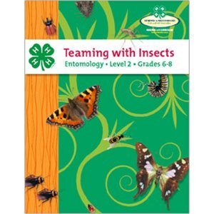 9781936582129: Entomology Curriculum - Teaming with Insects - Level 2