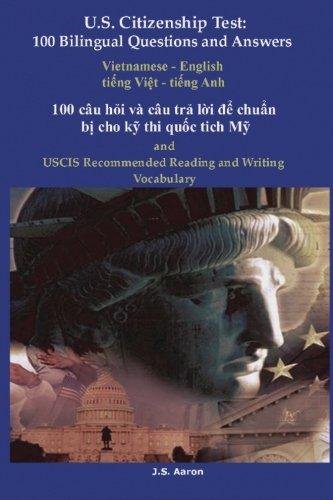 U.S. Citizenship Test: 100 Cau Hoi V?cau