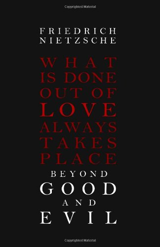 9781936594078: Beyond Good and Evil
