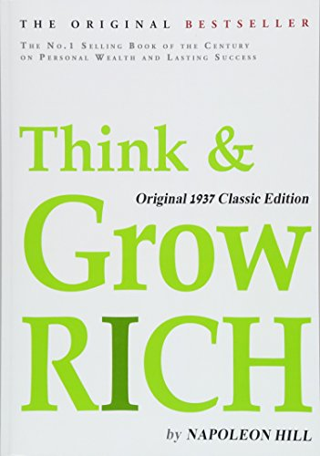 9781936594412: Think and Grow Rich, Original 1937 Classic Edition