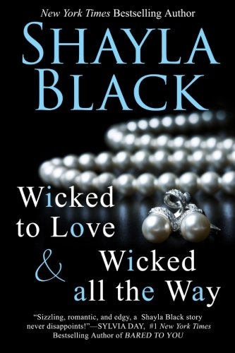 9781936596188: Wicked All The Way - A Wicked Lovers Novella
