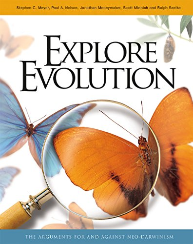 9781936599110: Explore Evolution: The Arguments for and Against Neo-Darwinism